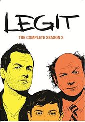 Legit - Complete 2nd Season (2-Disc)