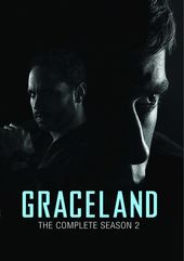 Graceland - Season 2 (3-Disc)