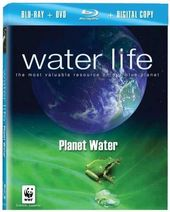 Water Life: Planet Water [Blu-ray plus DVD and