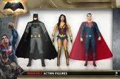 DC Comics - Batman v Superman - Action Figure Set