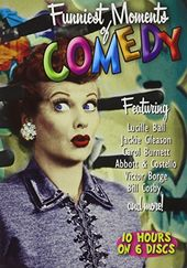 Funniest Moments of Comedy (6-DVD)