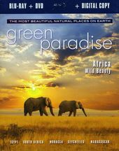 Green Paradise - Africa (Blu-ray + DVD)