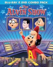 The Alvin Show (Blu-ray + DVD)
