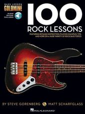 Bass Lesson Goldmine Series: 100 Rock Lessons