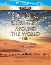 Scenic Routes Around the World - Africa (Blu-ray