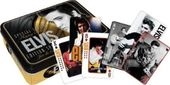 Elvis Presley - Playing Cards in Tin Storage Case