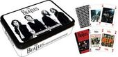 The Beatles - Black & White: Playing Cards in