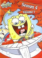 SpongeBob SquarePants - Season 4, Volume 1 (2-DVD)