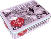 I Love Lucy - Collage Playing Card Tin