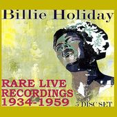 Rare Live Recordings 1935-1959 (5-CD)