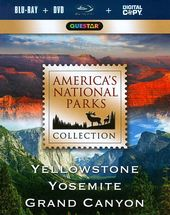 National Parks: Yellowstone, the Grand Canyon,