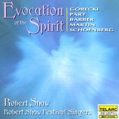Evocation of the Spirit: Works of Schoenberg,
