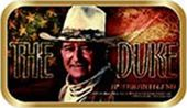 John Wayne - The Duke - Mints