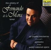 The Artistry of Fernando de la Moya, Tenor