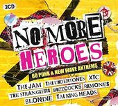 No More Heroes: 60 Punk & New Wave Anthems (3-CD)