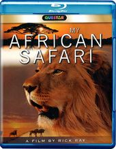 My African Safari (Blu-ray + DVD)