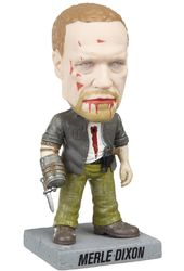 The Walking Dead - Merle Zombie Wacky Wobbler