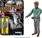 Universal Monsters - Wolfman Reaction Figure