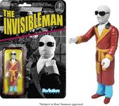 Universal Monsters - Invisible Man ReAction Figure
