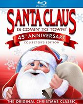 Santa Claus Is Comin' to Town (Blu-ray, 45th