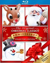 The Original Christmas Classics (Blu-ray,