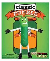 Pickle - Punkle - Classic Bendable Pickle Figure