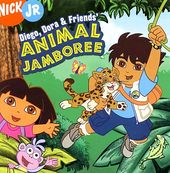 Diego, Dora and Friends' Animal Jamboree
