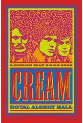 Cream - Royal Albert Hall London (2-DVD)