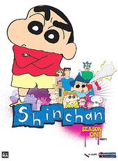 Shin Chan - Season 1, Part 1 (2-DVD)