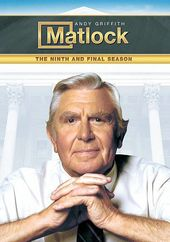 Matlock - Season 9 (5-DVD)