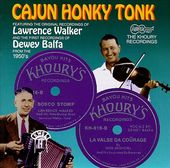 Cajun Honky Tonk: The Khoury Recordings, Volume 1