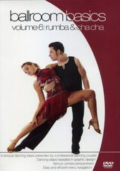 Ballroom Basics, Volume 6: Rumba and Cha Cha
