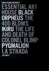 Essential Art House, Volume 2 - Pygmalion / La