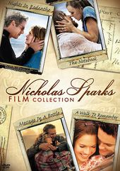 Nicholas Sparks Film Collection (Nights in