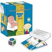 Family Guy - Trivial Pursuit: Quick Play Edition
