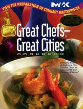 Cooking - Great Chefs-Great Cities Cookbook