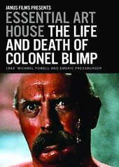 The Life and Death of Colonel Blimp (Criterion,