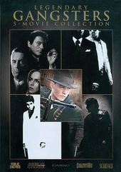 Legendary Gangsters Collection (Public Enemies /