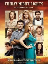 Friday Night Lights - Season 4 (3-DVD)