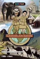 Grannies on Safari (3-DVD)