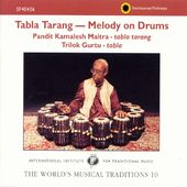Tabla Tarang: Melody on Drums