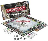 Hockey - Pittsburgh Penguins - Monopoly