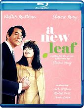 A New Leaf (Blu-ray)