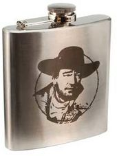 John Wayne - Duke - 6 oz. Stainless Steel Flask