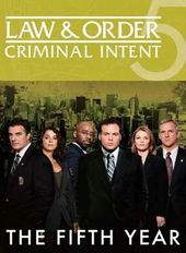 Law & Order: Criminal Intent - Year 5 (5-DVD)