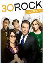 30 Rock - Season 4 (3-DVD)