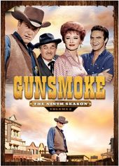 Gunsmoke - Season 9 - Volume 2 (5-DVD)