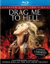 Drag Me To Hell (Blu-ray, Includes Digital Copy)