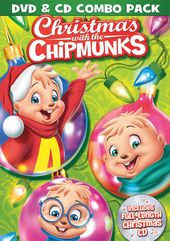 Christmas with the Chipmunks (DVD + CD)
