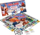 Rudolph the Red Nosed Reindeer - Monopoly: